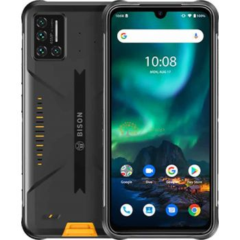 Umidigi Bison 6/128GB NFC Yellow